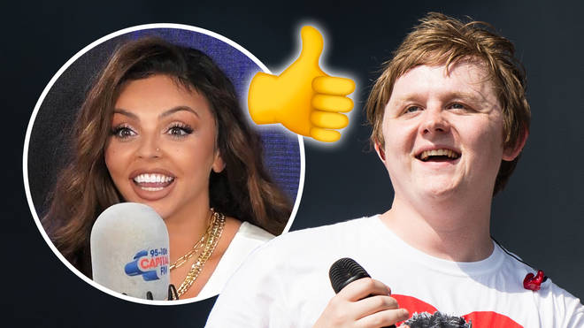Jesy Nelson confirms Little Mix are up for Lewis Capaldi collaboration