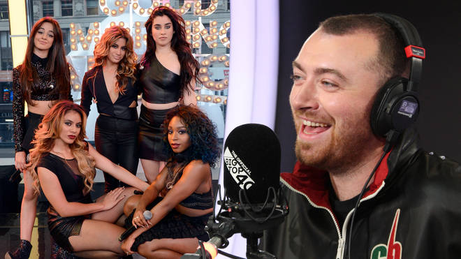 Sam Smith talks collaborating with Normani and the rest of Fifth Harmony