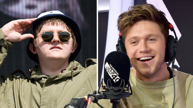 Niall Horan has written new music with Lewis Capaldi