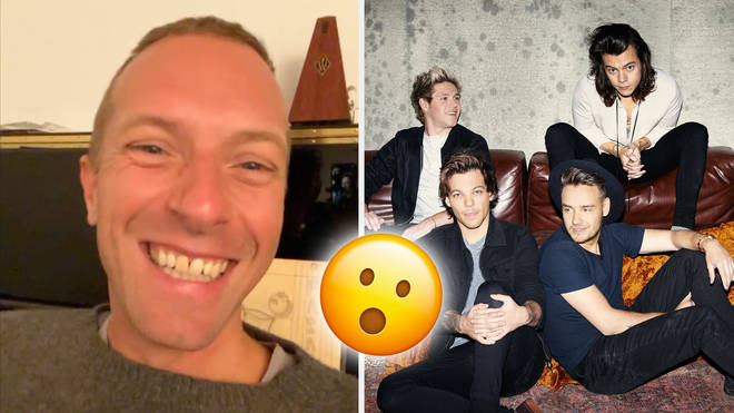 "Coldplay reveal new album is ""about One Direction"""